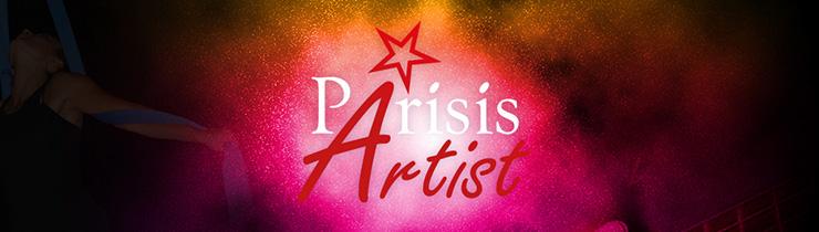 Retrouvez-moi sur la Finale Parisis Artist le 7 mai