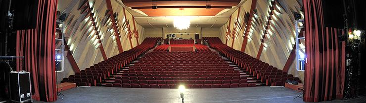 Préparation Saison 2016-2017 au Théâtre Armande Béjart