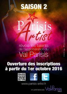 Parisis Artist Saison 2
